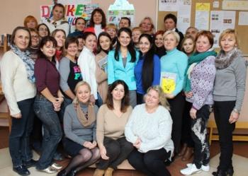 Семинар по ТРИЗ-педагогике в Киеве