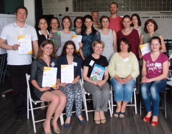 Семинар «Воспитание креативности в семье» в Минске